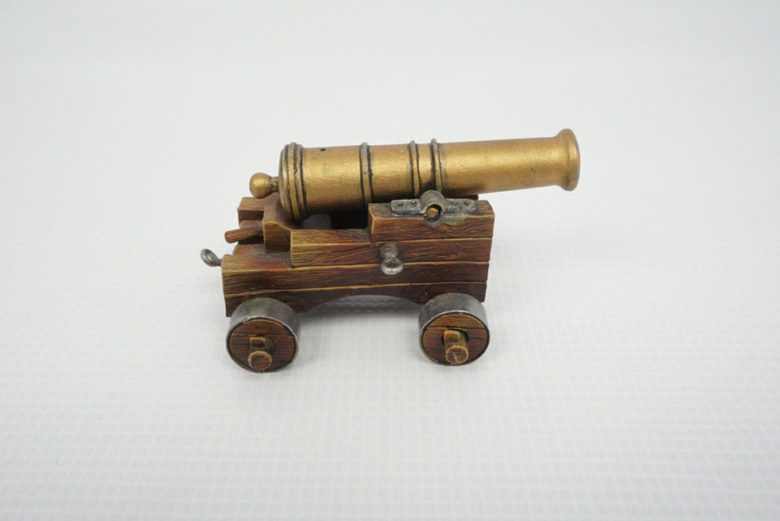 54mm Scale St. Petersburg Small Fort Canon Metal Napoleonic Painted Cannon- Rare