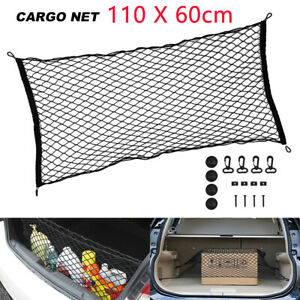 Camionnette-110-60cm-ramassage-SUV-stockage-bagage-filet-maillage-cargaison-BR