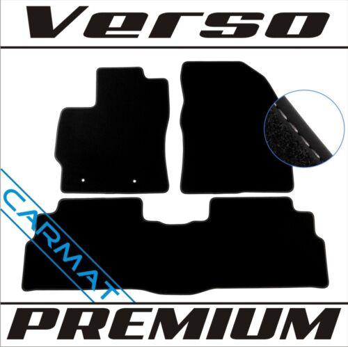 Toyota Verso 2009-2013 vor FL Premium Fussmatten Autoteppiche