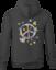 Zip Up Hoodie Peace Star Heart for Women