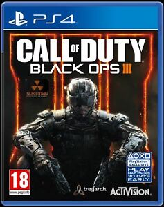 Call-OF-DUTY-BLACK-OPS-III-3-PS4-Menta-1st-Class-RAPIDO-E-GRATUITO-consegna
