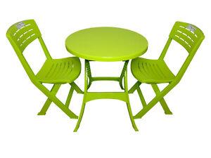 Shaf Plastica Balcone Set Bistrot Mobili Da Giardino Resistente Alle Intemperie Giardino Sedia Tavolo Da Giardino Ebay