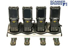Lot Of 4 Symbol Mc9190 G30sweqa6wr 1d Amp 2d Windows Mobile 65 Amp Charger Barcode