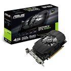 ASUS Phoenix GeForce GTX 1050 Ti 4GB GDDR5 Gaming Graphics Card PH-GTX1050TI-4G