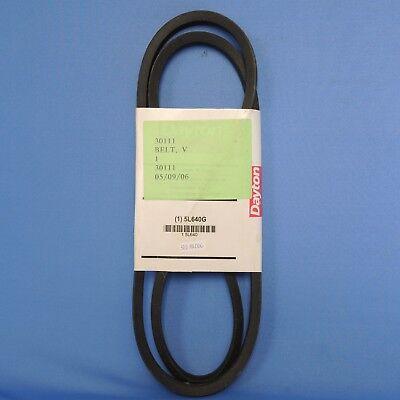 DAYTON 6L292 V-Belt,Cogged,BX96