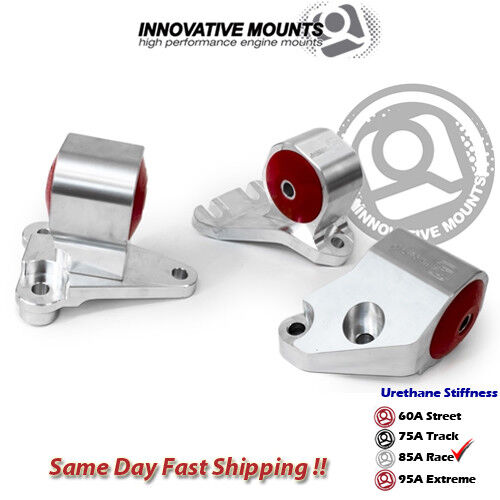 Innovative Replacement Billet Mount Kit 92-93 For Acura