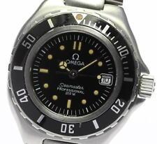 Auth OMEGA Seamaster Professional 200m Quartz Ladies wrist watch_330081