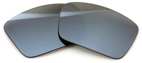 Polarized IKON lentilles de remplacement pour Dragon The Jam Lunettes de soleil argent miroir