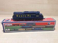Locomotora Lima Santa Fe Diesel Tren Train Escala N Scale REF 263 Locomotore