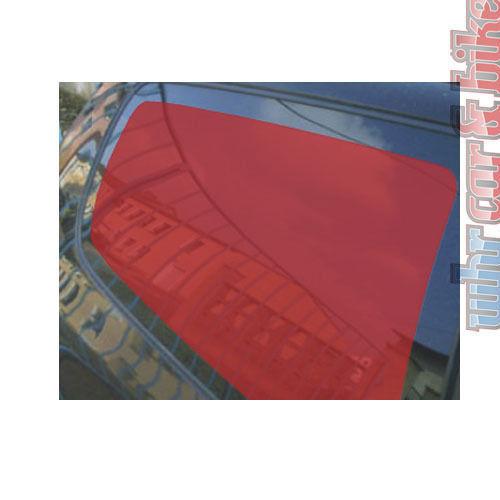 APA Reflex Tönungsfolie rot rubinrot 76x152 /& 50x200 Scheibenfolie
