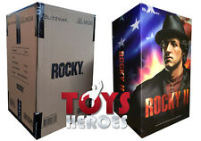 BLITZWAY SUPERB SCALE STATUE ROCKY II ROCKY SYLVESTER STALLONE 1/4 Ready to ship