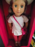 Our Generation Brielle Doll 18 In Box