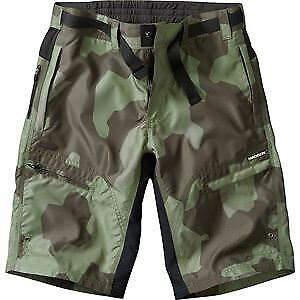 Madison Trail Para Hombre Pantalones Cortos, oliva camo Xx-Grande verde Camuflaje