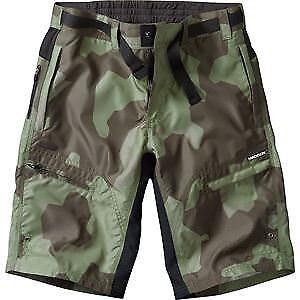Actif Madison Trail Homme Shorts, Vert Olive Camouflage Xx-large Vert Camo-afficher Le Titre D'origine