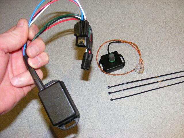 Yamaha XT660X XT660R XT660Z XTX XTR XTZ MT03 O2 Controller + Fuel Mod 4