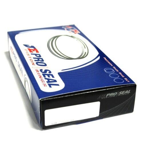 "JE Engine Piston Ring Set JG2704-3366; 3.366/"" Bore Standard Fit Performance"