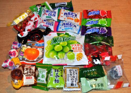 Japanese Hard Candy, Gummy, Hi-Chew, Ramune Assort Set 27 flavors per each one!