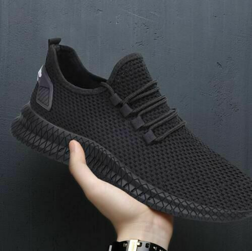 2020 Fashion Men's Casual Breathable Sneakers Running Shoe Sports Athletic Shoes