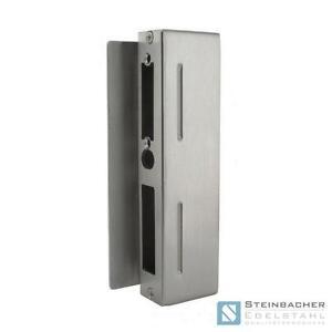 case de fermeture acier inox V2A gegenkasten Boîte de serrure porte ...