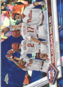 PHILADELPHIA-PHILLIES-2017-TOPPS-CHROME-SAPPHIRE-EDITION-174-ONLY-250-MADE