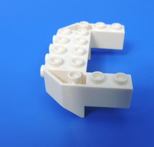 LEGO® Nr. Lok 1 Stück Cockpit unterteil weiß aus 7938 4560938