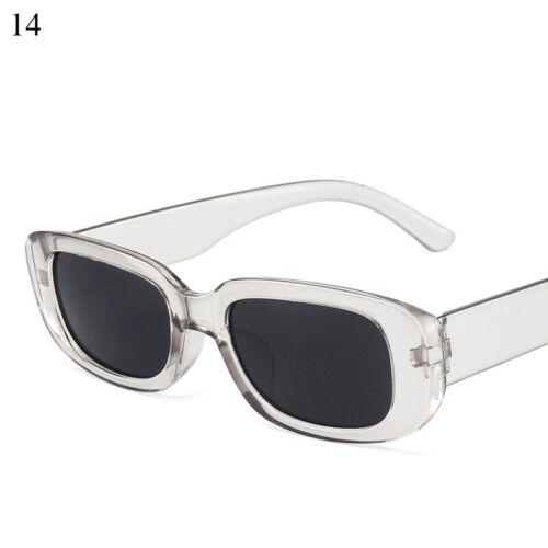 Women Vintage Oval Shades Sunglasses UV400 Spectacles Frame Plastic Eyeglasses