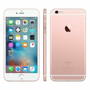 APPLE-IPHONE-6S-16-64-128GB-ORO-ROSA-Telefone-Smartphone-Garanzia-12MESI