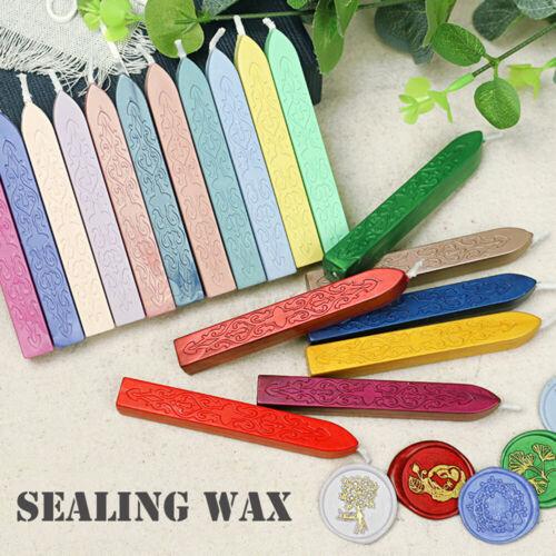 1pc DIY Sealing Seal Wax Stick Envelope Wedding Invitation Stamp Letter Card