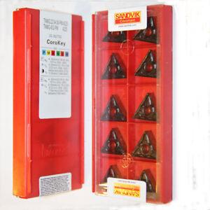 10pcs-Sandvik-TNMG-432-PM-4225-Carbide-Inserts-New-Free-Shipping