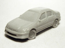 N-Scale 1/160 Willmodels '95-97 Honda Accord 4-Door, Resin Kit