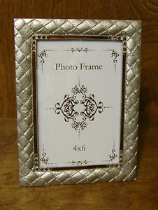 Welforth-Frame-1834-MATTED-SILVER-FINISH-4-034-x-6-034-Pic-NEW-from-our-Retail-Store