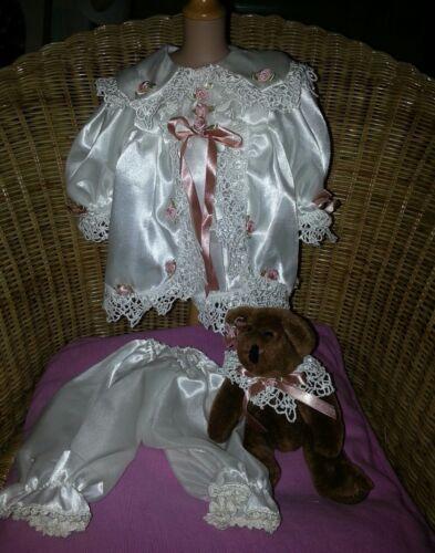 Puppenmode von Orchidee-Puppen Kleid-Set 3 Teile