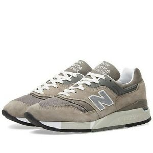Image is loading New-Balance-Classics-M9975GR-Grey-Made-in-USA 3844d9a19ca0