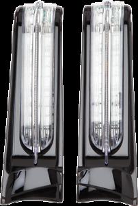 CIRO 40003 Saddlebag Accent Lights Black