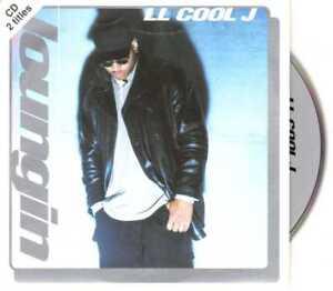 LL Cool J - Loungin - CDS - 1996 - Hip Hop 2TR Cardsleeve