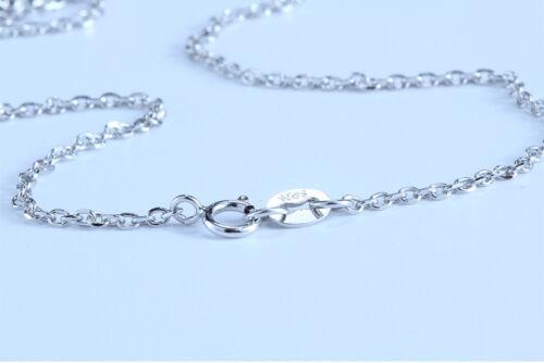 Y-Halskette Stern und Perle echt Sterling Silber 925 Zirkonia Damen