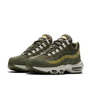 new style 4c322 c1473 Image is loading Nike-Mens-Air-Max-95-Essential-Olive-Green-