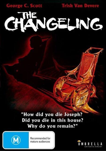 The Changeling (DVD, 2015) Umbrella Entertainment 1980 Horror Like New!