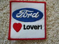Vintage Ford Lover Car Or Truck Patch
