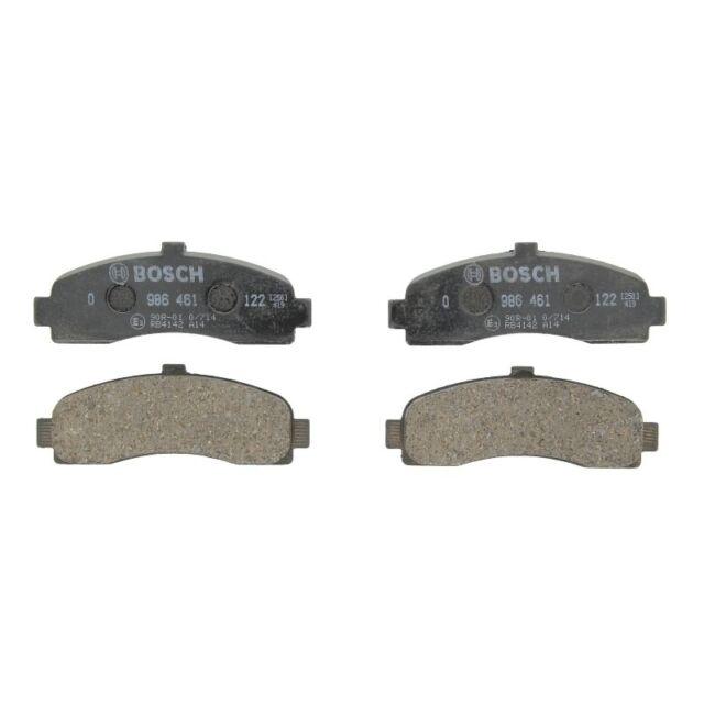 Bremsbeläge zapatas delantero nissan micra II k11 1.0i 1.3i 1.4i 16v 1.5 D
