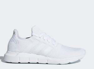 Adidas-Originals-Swift-Run-Tous-Blanc-B37725-Chaussures-De-Course-Sport-Baskets