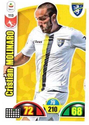 CARD BASE FROSINONE GENOA INTER CALCIATORI ADRENALYN XL 2018-19 2018 2019