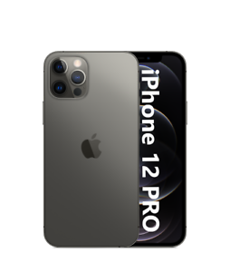 Apple iPhone 12 PRO 5G 256GB NUOVO Originale Smartphone iOS 14 GRAPHITE Grafite