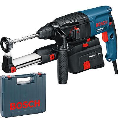 Bosch Bohrhammer Absaughammer GBH 2-23 REA m. Absaugung