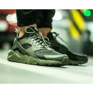 5d8c58c7df41 Air Huarache Run Ultra SE Men s Shoes Trainers Cargo Khaki Olive UK ...
