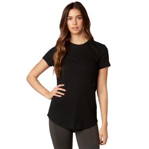 Uk Womens Post Resounding Fox Size Shirt Racing Black Small Free Fast amp; Tee UqTPxxBwcR