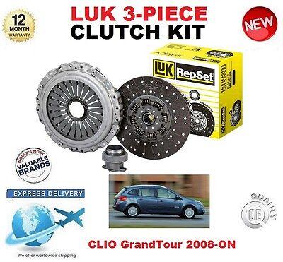 RENAULT CLIO MK2 /& MEGANE MK1 1.4 1.6 16V PETROL 3 PIECE CLUTCH KIT