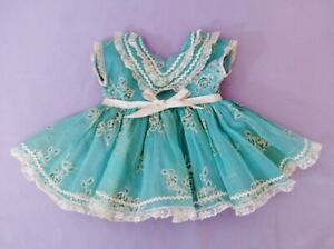 ORIGINAL-DRESS-for-23-034-POSIE-DOLL-by-IDEAL-1950s