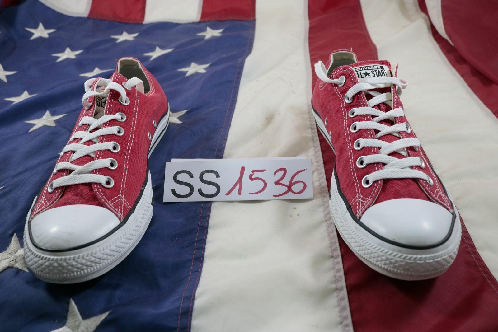 Chaussures Converse All Star (Cod.SS1536) Utilisé N.45 Basse