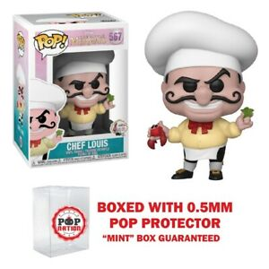 """30 YEARS/"""" /""""THE LITTLE MERMAID #567 BRAND NEW POP DISNEY from CHEF LOUIS"""